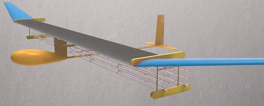 avion propulsion solide