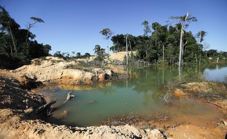 bassin drainage foret amazonienne