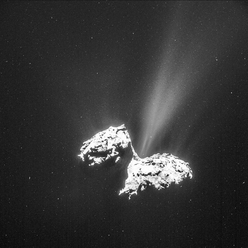 comete tchouri rosetta