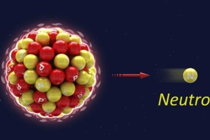 definition neutron