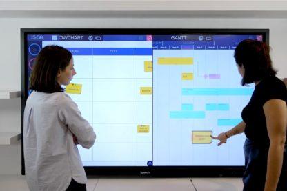 ecran tactile interactif speechi