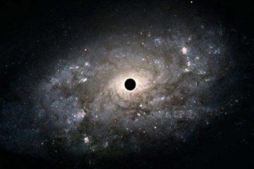gravity trou noir voie lactee