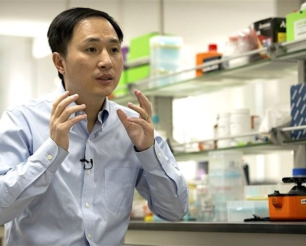 he jiankui bebes embryons modifies edition genique crispr