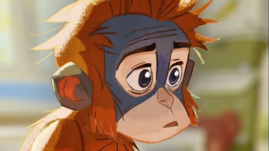 orang outan noel video deforestation huile palme danger foret