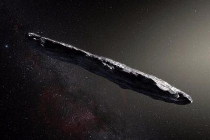 oumuamua origine artificielle