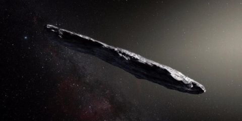 oumuamua origine artificielle