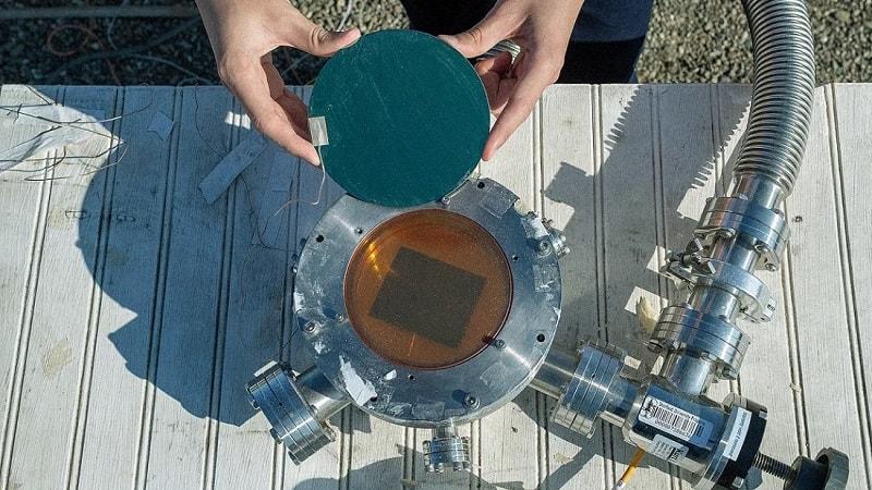 prototype energie solaire