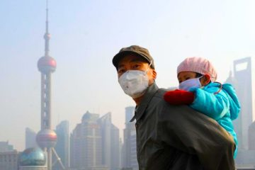 shanghai enfants pollution autisme