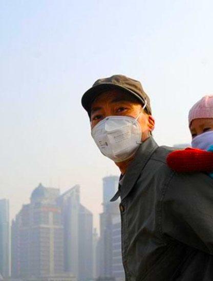shanghai enfants pollution autisme