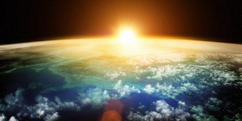 stratosphere terre soleil