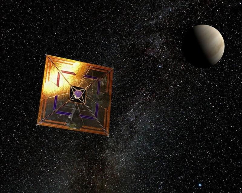 voile solaire oumuamua