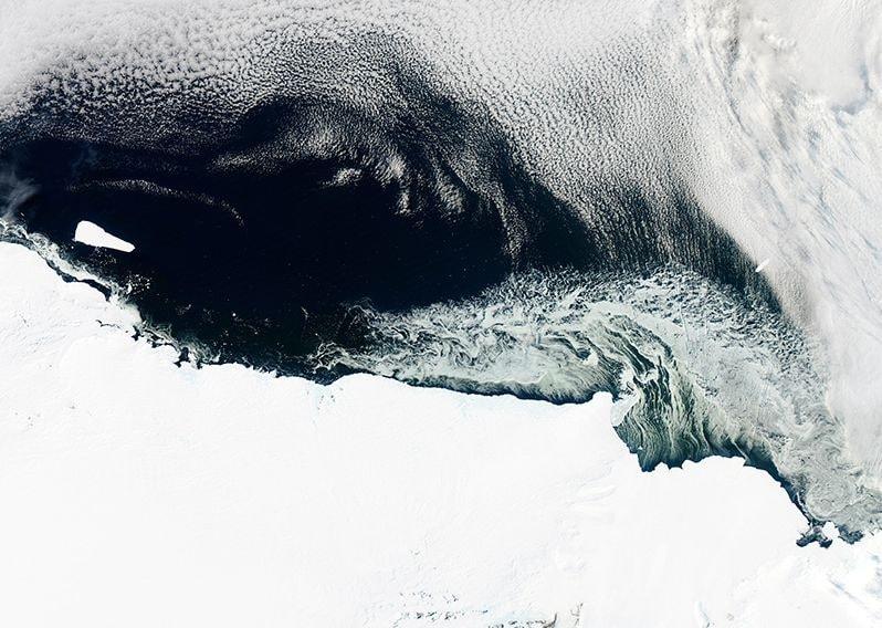 banquise antarctique est