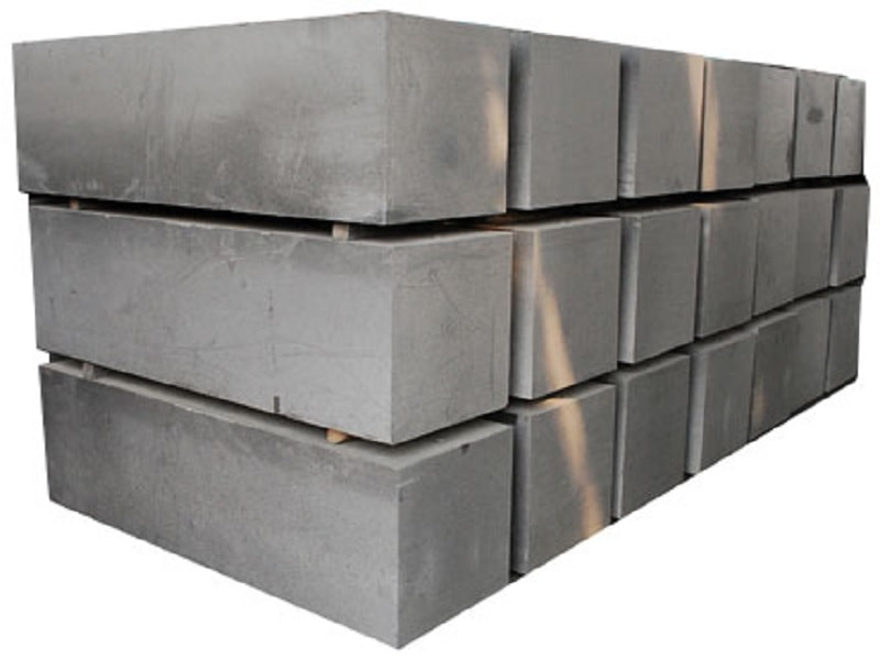blocs graphite reservoir