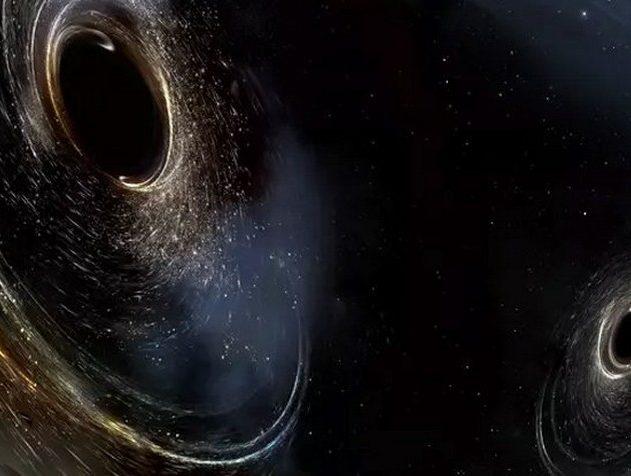 collision trou noir ligo virgo