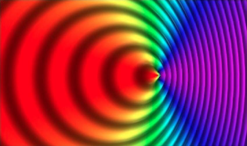 decalage vitesse relativiste