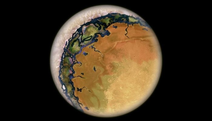 exoplanete globe oculaire chaud