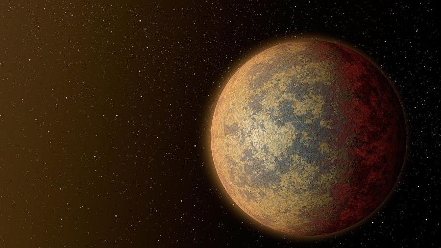 exoplanete superterre hd219134b