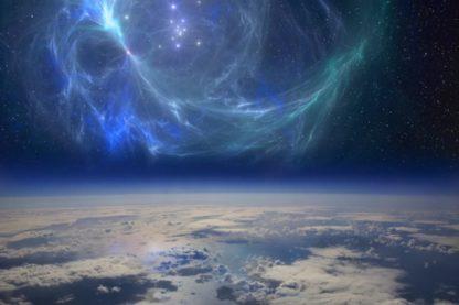 explosion stellaire supernova radiations cancer isotope fer60 extinction massive terre faune marine