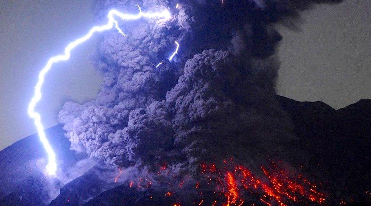 extinction permien-trias eruption volcanique