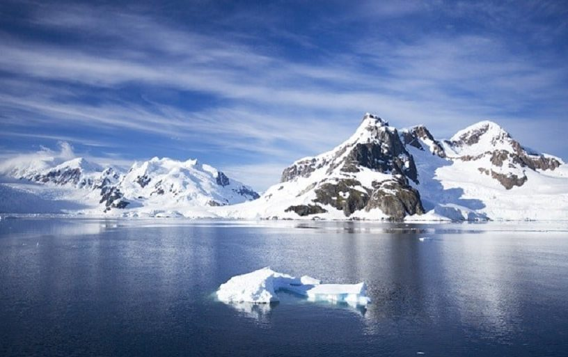 fonte glace antarctique est