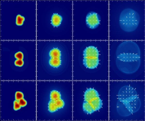 forme plasma quarks gluons