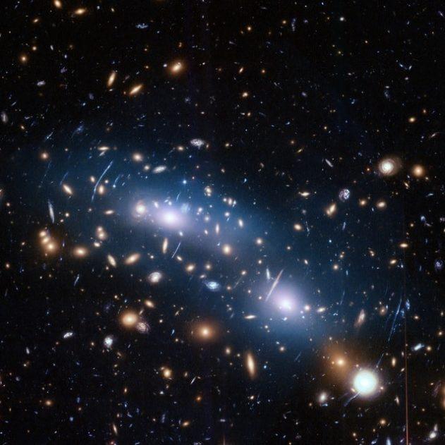 matiere noire galaxies