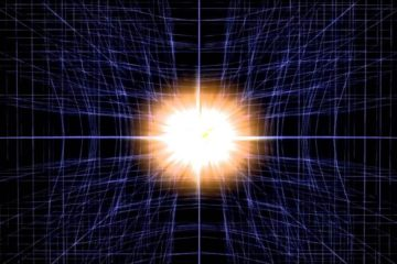 particule masse nulle gravite