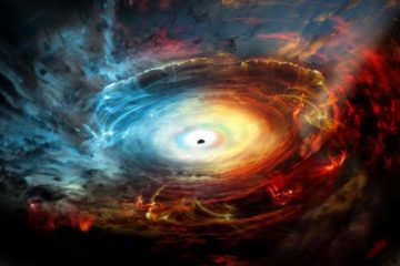 singularite trou noir