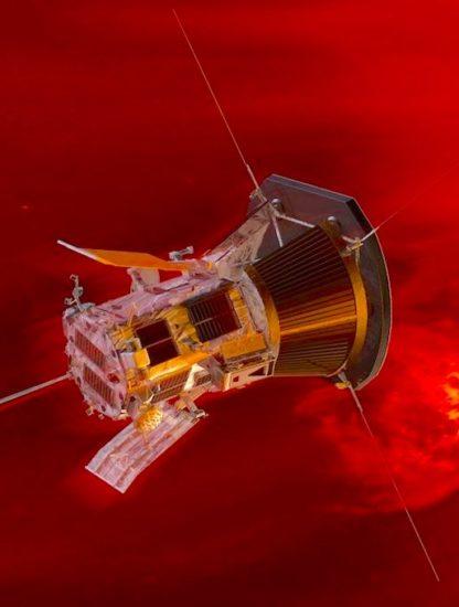 sonde solaire parker