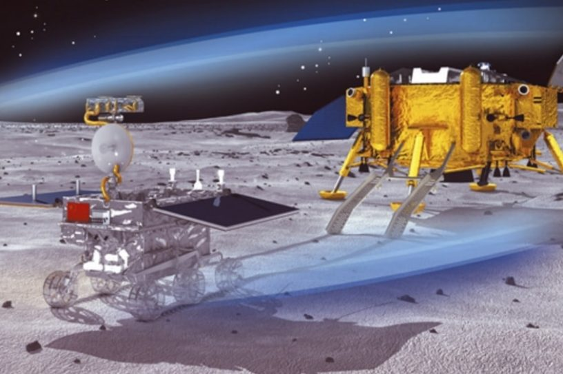 sonde spatiale lunaire change4