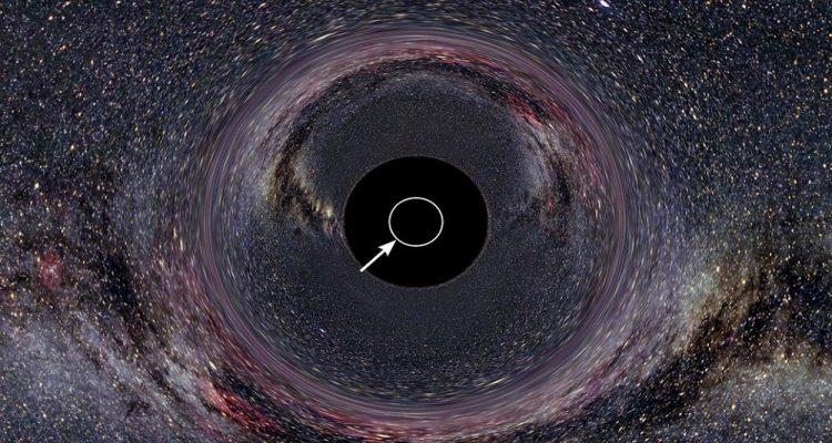 trou noir voie lactee
