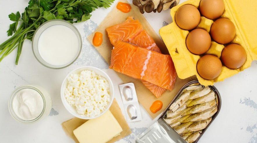 vitamine D supplement alimentation