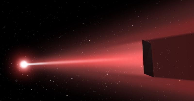 voile solaire laser