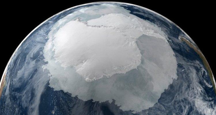 glacier thwaites fonte glace antarctique cavite enorme