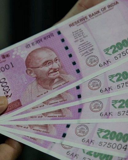 argent billet banque revenu base universel inde sikkim