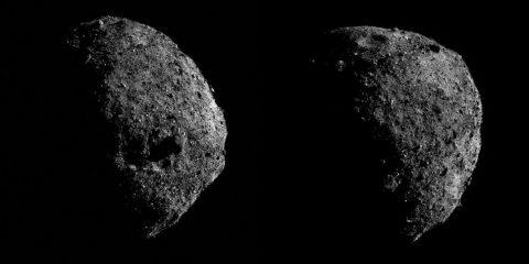 asteroide bennu osiris rex nasa sonde orbite proche