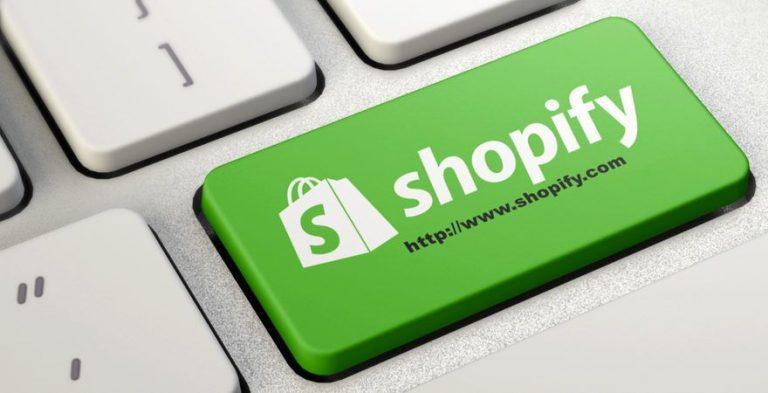 boutique ligne choix nom shopify