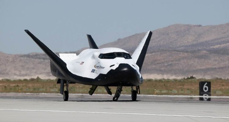 dream chaser avion
