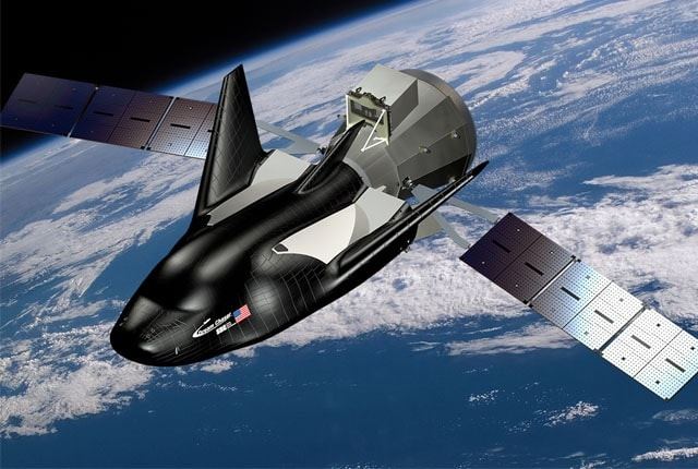 dream chaser iss