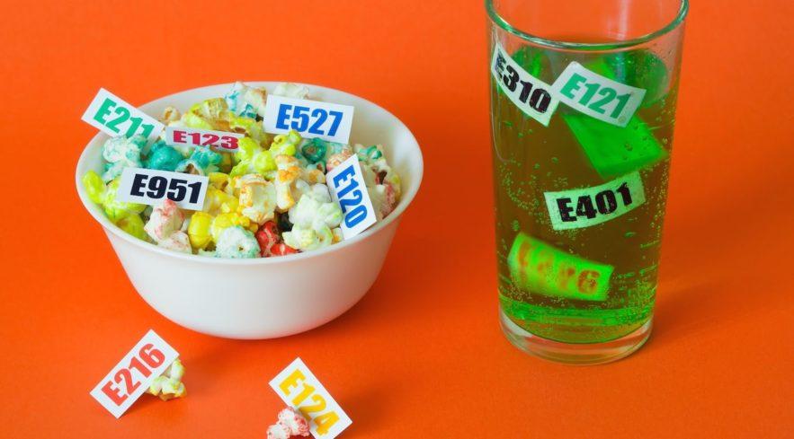 emulsifiants aliments transformes