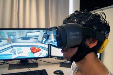 etudiant apprentissage vr realite virtuelle processus etudier