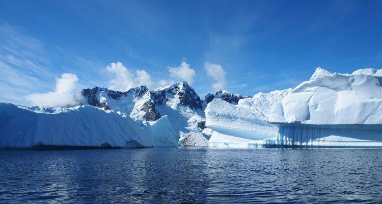 fone glace antarctique