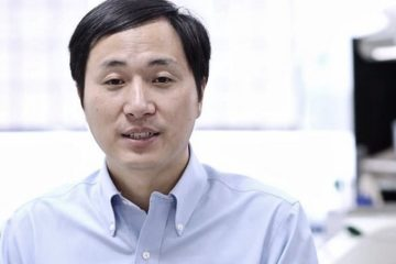 he jiankui laboratoire chine universite modification genetique gene embryon