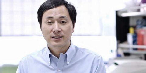he jiankui laboratoire chine universite modification genetique gene embryon