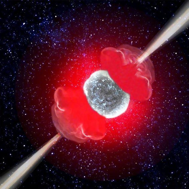 hypernova sursaut gamma
