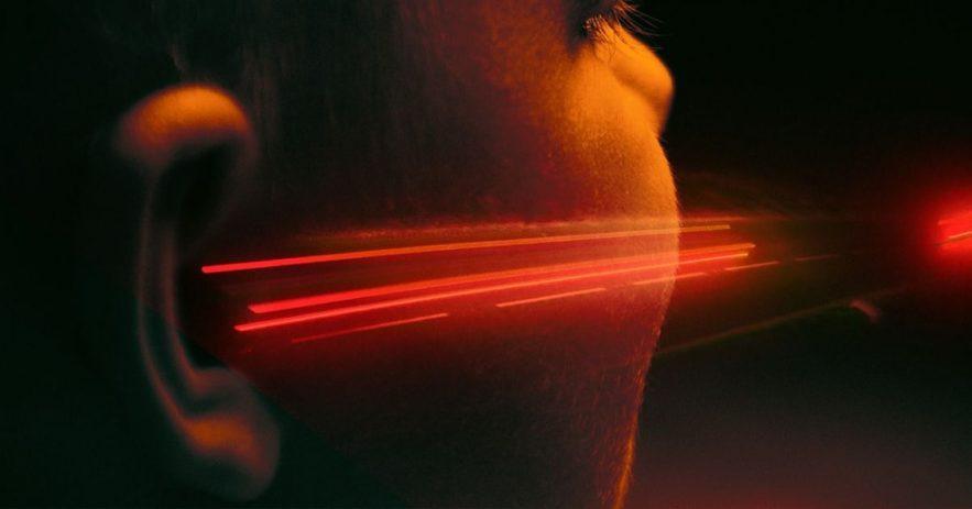 laser messages audio