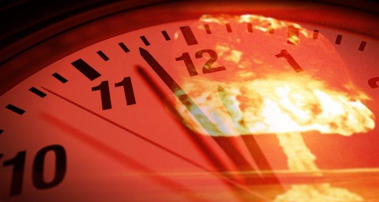 minutes horloge apocalypse