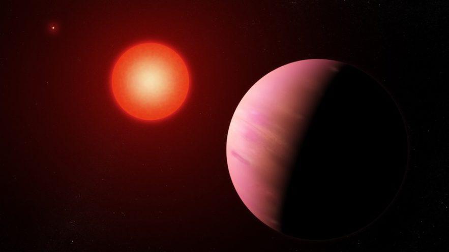 nasa telescope spatial exoplanete planete tellurique rocheuse gazeuse decouverte TESS Kepler