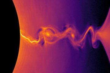simulation jet plasma