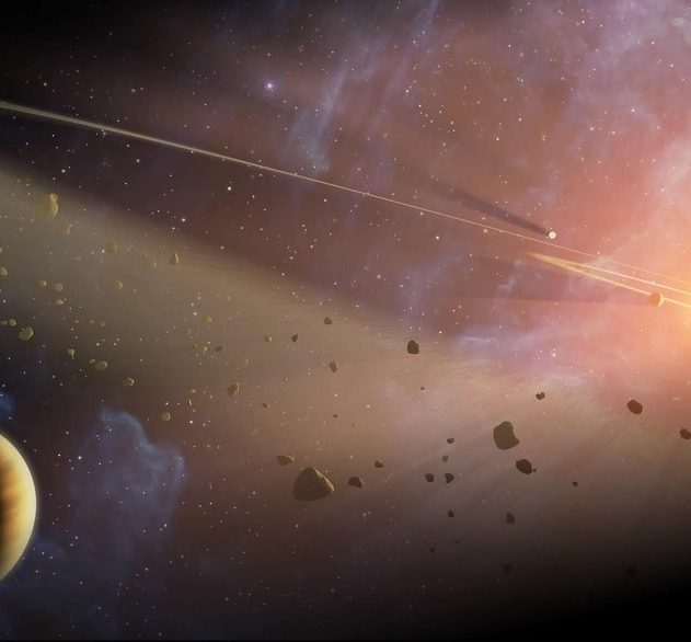 telescope planete x
